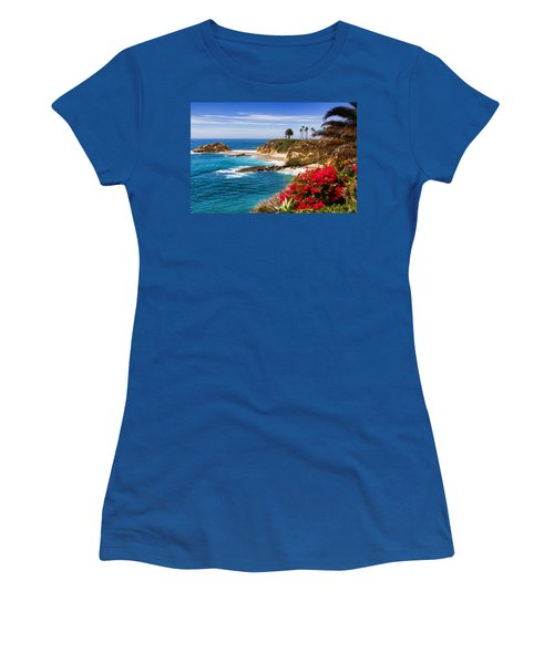 Orange County Coastline Women's T-Shirt