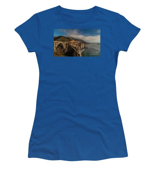 Pacific Coastal Highway Women's T-Shirt