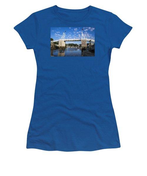 Perkins Cove - Maine Women's T-Shirt