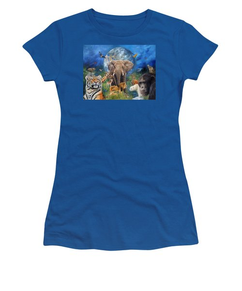 Planet Earth Women's T-Shirt