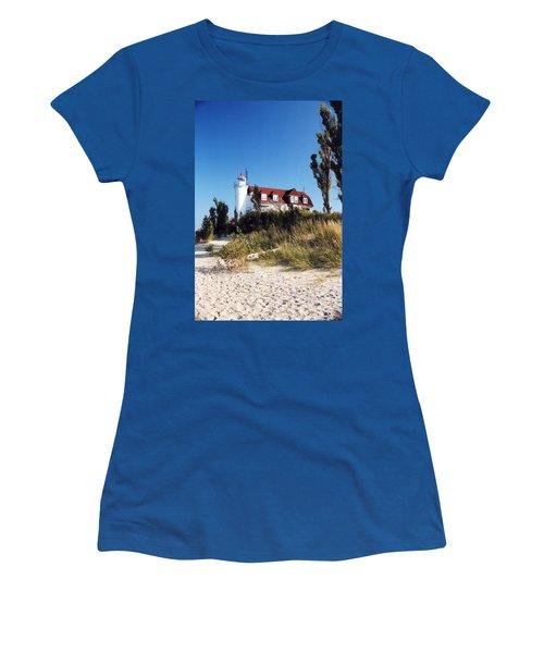 Point Betsie Lighthouse Women's T-Shirt