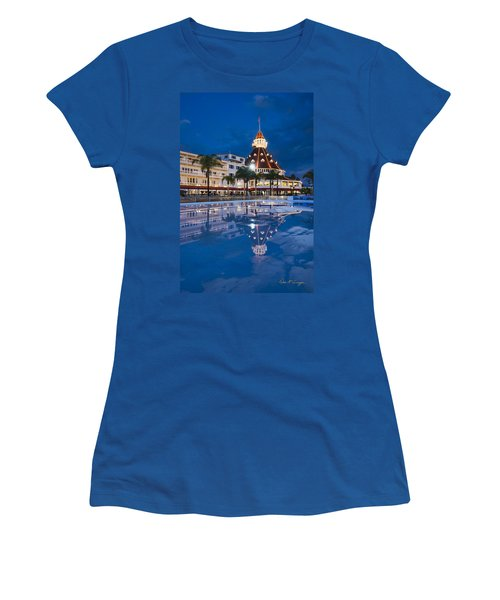 Rare Reflection Women's T-Shirt (Athletic Fit)