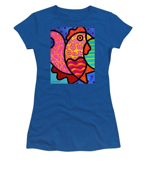 Rooster Dance Women's T-Shirt