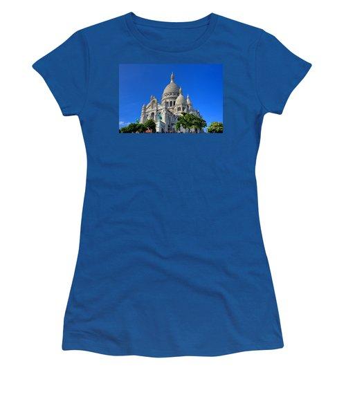 Sacre Coeur Basilica Women's T-Shirt