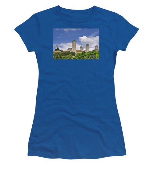 San Gimignano Women's T-Shirt