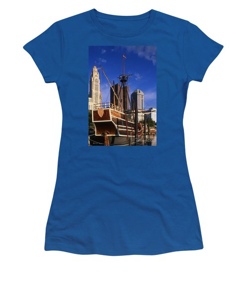 Santa Maria Replica Photo Women's T-Shirt