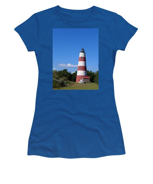 Sapelo Light Women's T-Shirt (Athletic Fit)