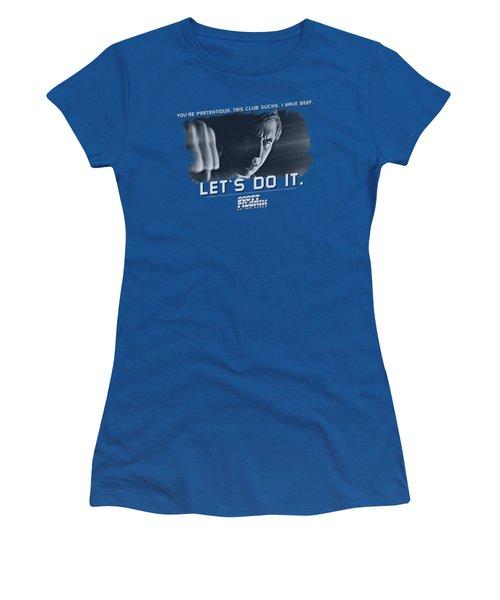 Scott Pilgrim - Beef Women's T-Shirt