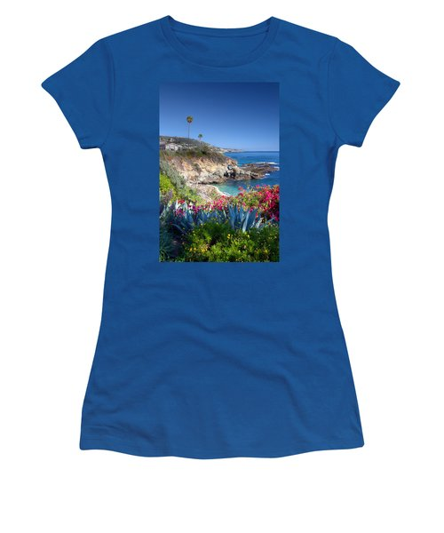 Sea Arch At Montage Resort Women's T-Shirt