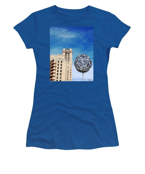 Sears Crosstown Memphis Women's T-Shirt (Athletic Fit)