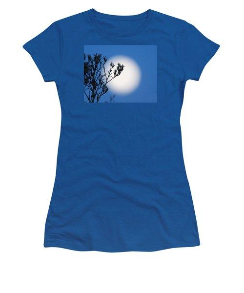 Women's T-Shirt (Junior Cut) featuring the photograph Silver Sage by Jim Garrison