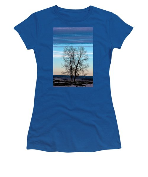 Soldier Creek Sunset Women's T-Shirt