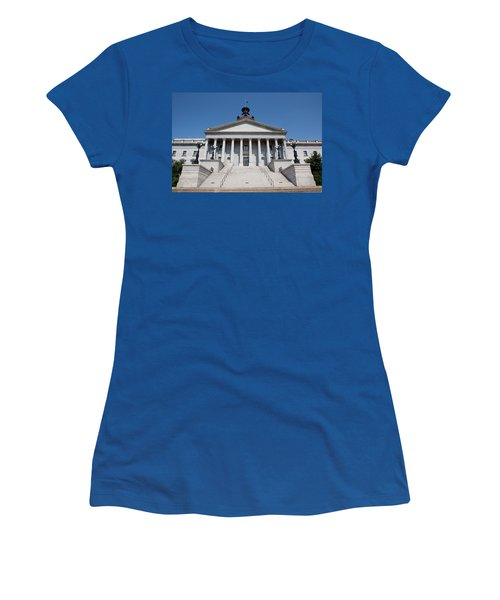 South Carolina State Capital Building Women's T-Shirt