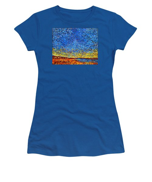 St. Andrews Sunset Women's T-Shirt