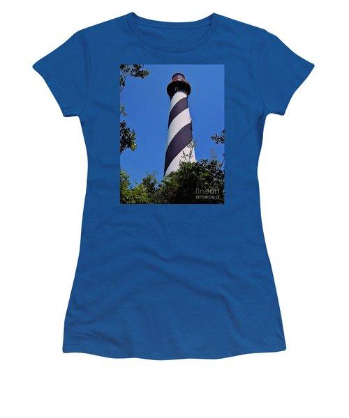 St Augustine Lighthouse Women's T-Shirt