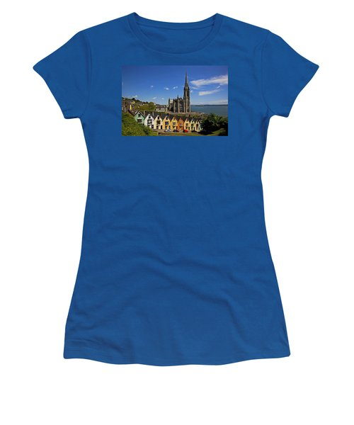 St Colmans Cathedral, Cobh, County Women's T-Shirt