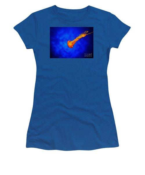 Stinging Nettles Women's T-Shirt (Athletic Fit)