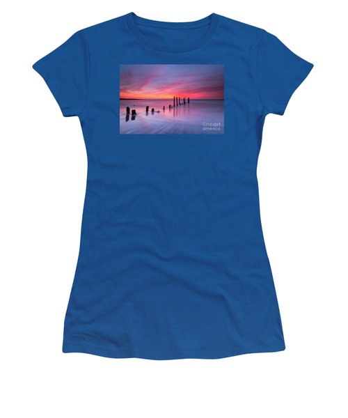 Sunrise At Deal Nj Women's T-Shirt