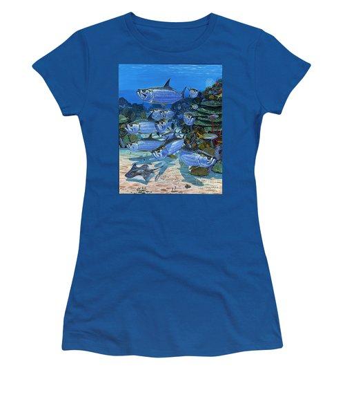 Tarpon Alley In0019 Women's T-Shirt