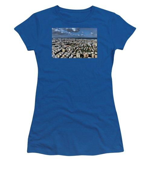 Tel Aviv Center Women's T-Shirt