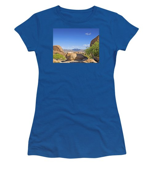 Texas Canyon Women's T-Shirt (Athletic Fit)