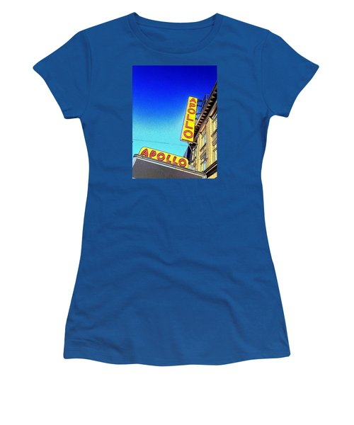 The Apollo Women's T-Shirt (Junior Cut)