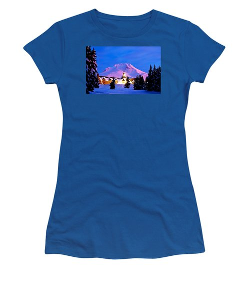 The Last Sunrise Women's T-Shirt (Athletic Fit)