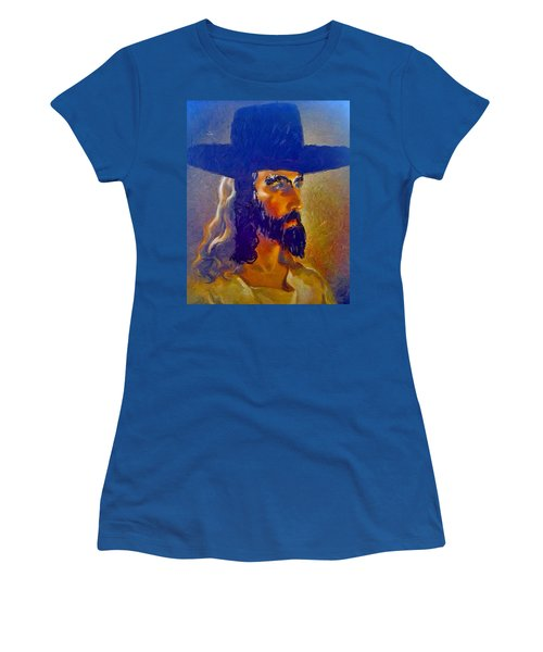 The Man Women's T-Shirt (Athletic Fit)
