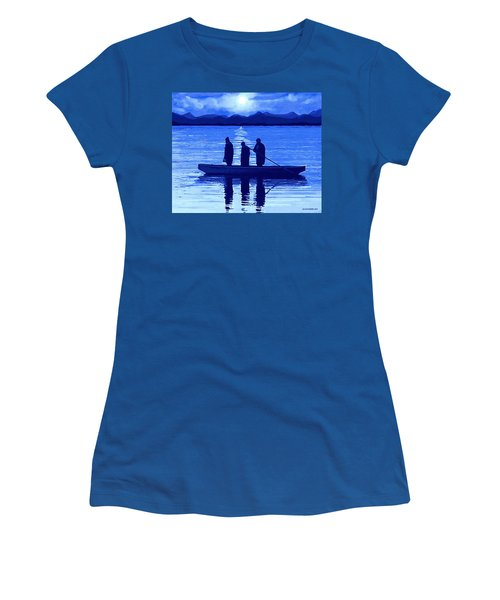 The Night Fishermen Women's T-Shirt