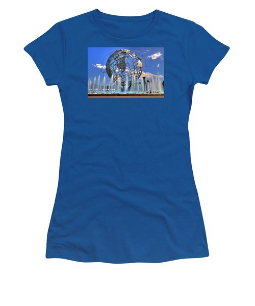 The Whole World In My Hands Women's T-Shirt
