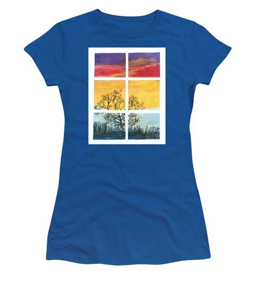 Tranquil View Women's T-Shirt