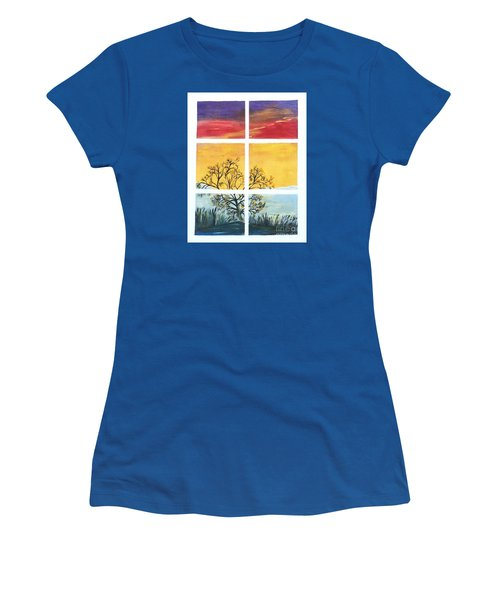 Tranquil View Women's T-Shirt