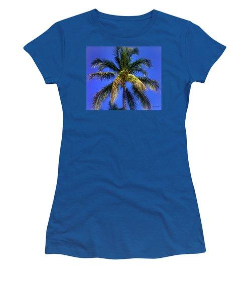 Tropical Palm Trees 8 Women's T-Shirt