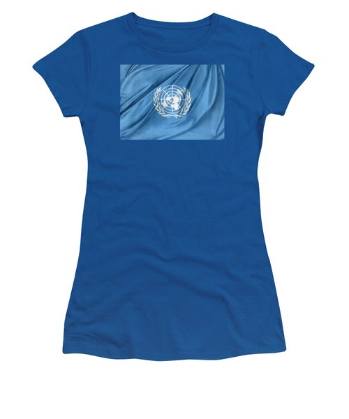 United Nations Women's T-Shirt (Athletic Fit)