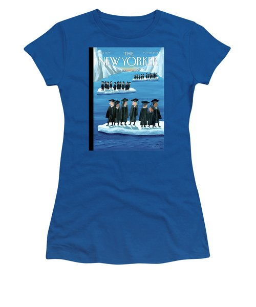 New Yorker May 28th, 2012 Women's T-Shirt