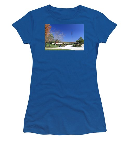 Upj Plaza Women's T-Shirt