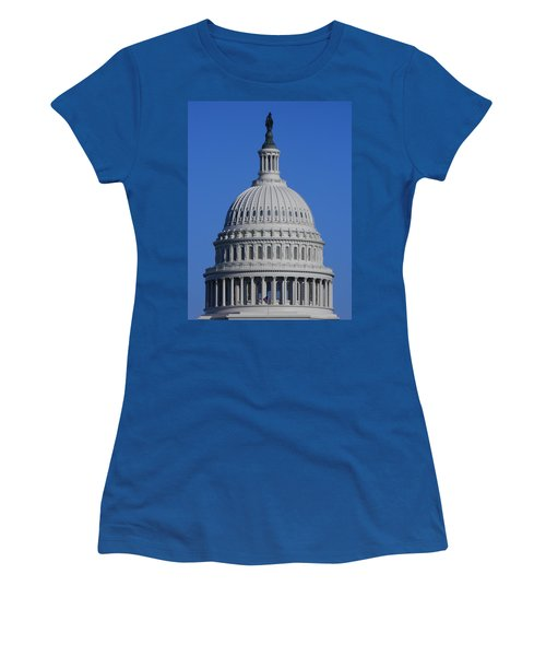 Us Capitol Dome Women's T-Shirt