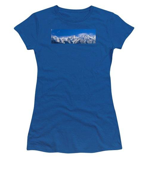 Usa, California, Mount Whitney Women's T-Shirt