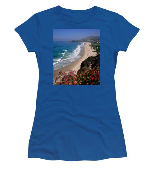 View Of Salt Creek Beach Women's T-Shirt