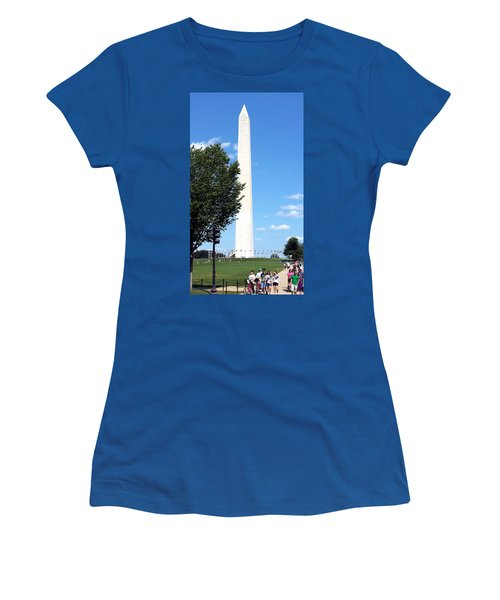 Washington Monument Women's T-Shirt
