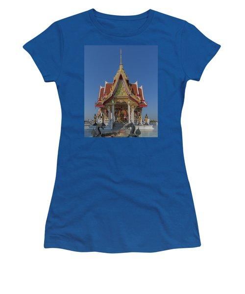 Wat Bukkhalo Central Roof-top Pavilion Dthb1809 Women's T-Shirt