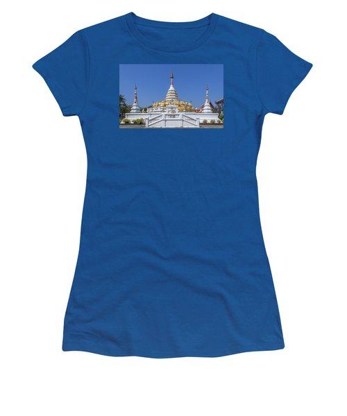 Wat Songtham Phra Chedi Dthb1915 Women's T-Shirt