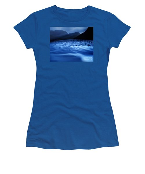 Water Blues Women's T-Shirt
