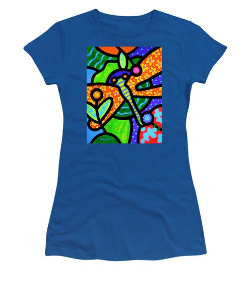 Watergarden Women's T-Shirt (Athletic Fit)