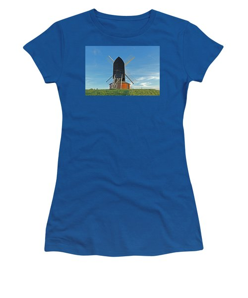 Windmill At Brill Women's T-Shirt