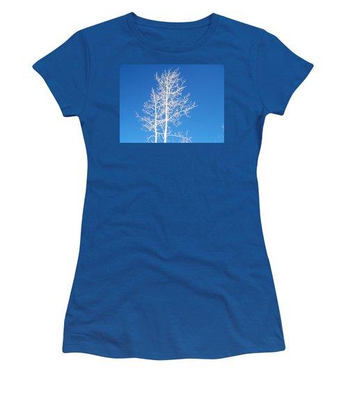 Winter Sky Women's T-Shirt