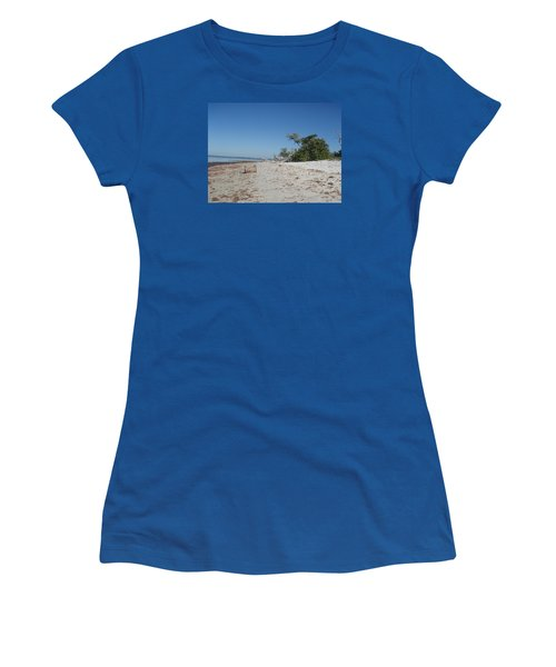 Women's T-Shirt (Junior Cut) featuring the photograph Ye Olde Pirates Chest by Robert Nickologianis