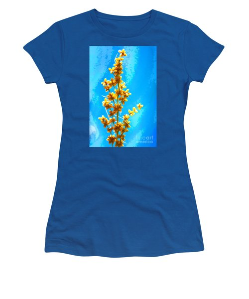 Yellow Plant Women's T-Shirt