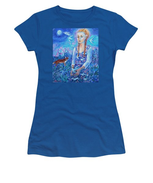 You Are A Child Of The Universe  Women's T-Shirt (Athletic Fit)