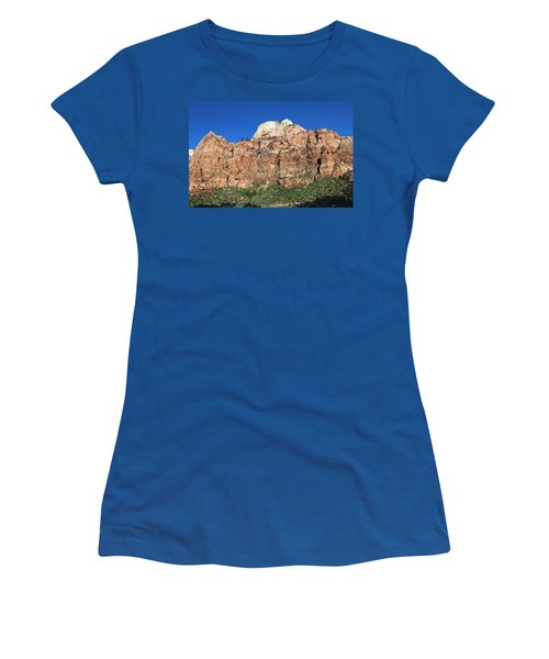 Zion Wall Women's T-Shirt